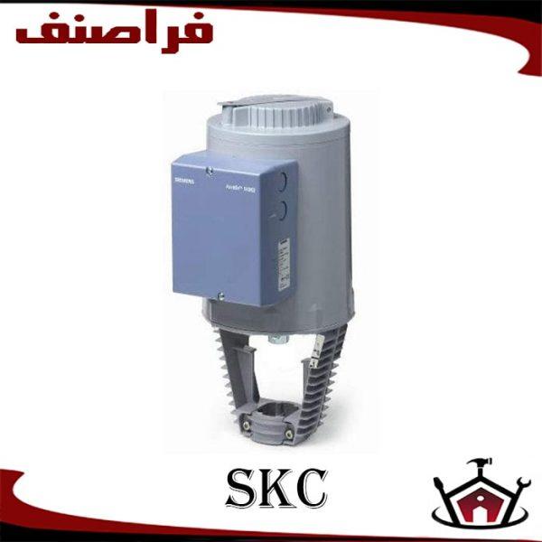 موتور محرک شیر زیمنس