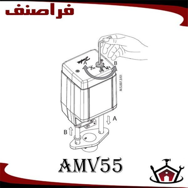 موتور شیر دانفوس
