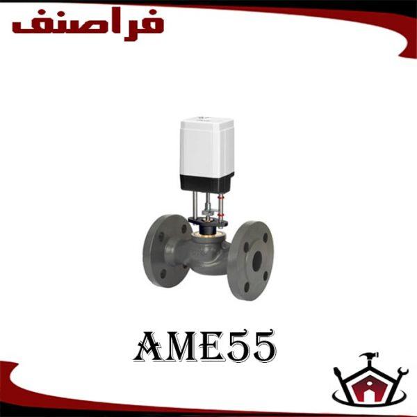 موتور تدریجی شیر دانفوس