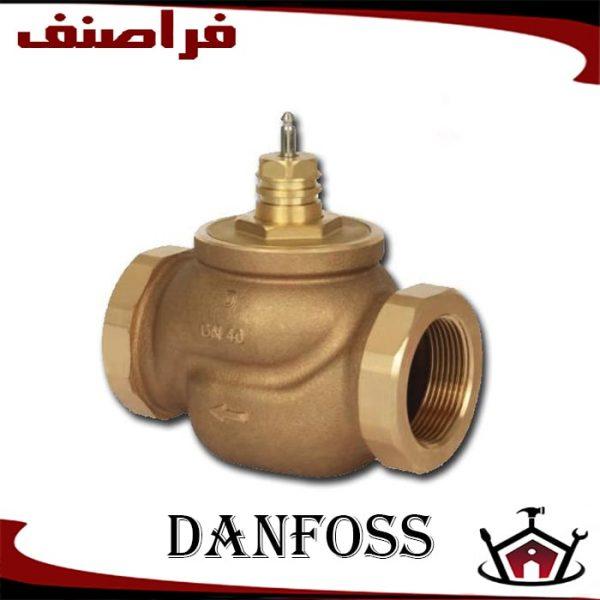 شیر موتوری دانفوس