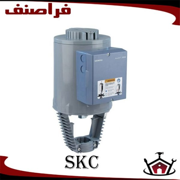 اکچویتور شیر موتوری زیمنس